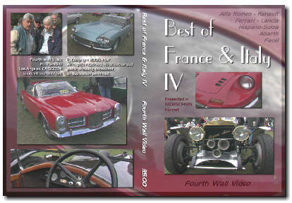 American And Foreign Classic Car Show Videos On Dvd From Fins And